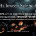 Announcing Halloween Sale 2018!